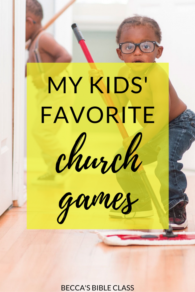 MY KIDS' FAVORITE CHURCH GAMES If you are looking for some SOME to inject into you childen's church or sunday school class, look no further! This is a list of my kids' favorite games-- all of them will help to get the wiggles out! Becca's Bible Class.